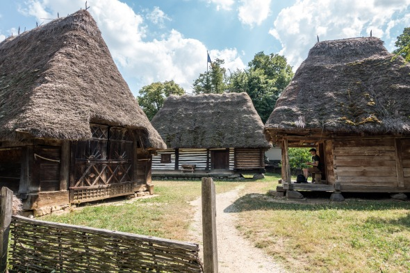 Village Museum, Bucharest, Romania